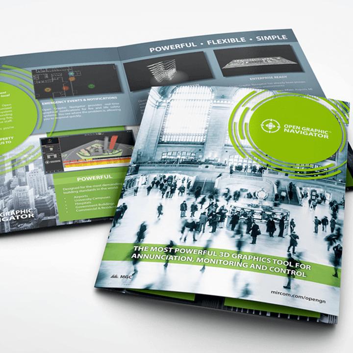 OpenGraphic Navigator Brochure