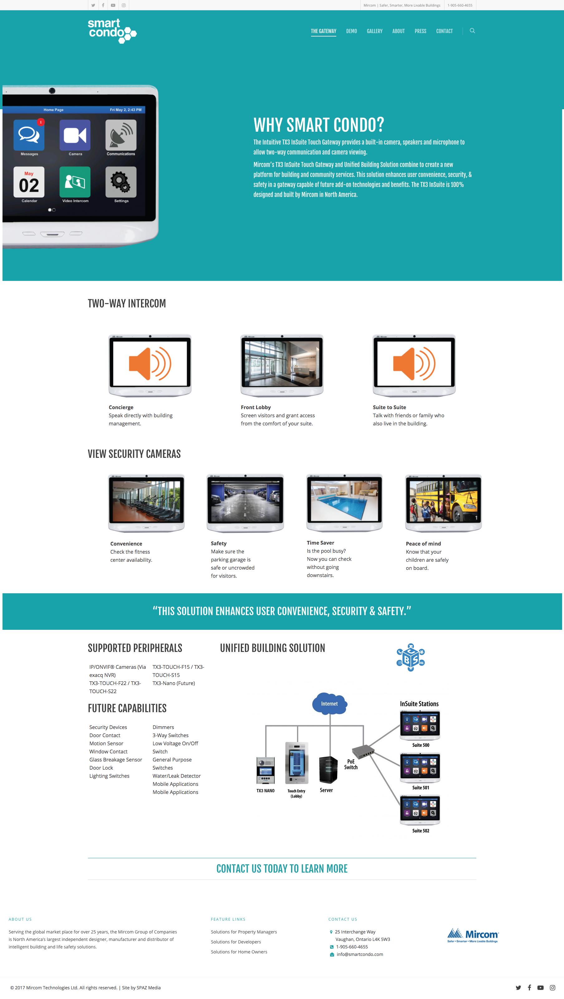 SmartCondo_Gateway